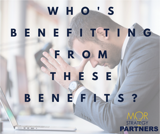 Who's Benefitting From These Benefits?